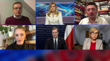 """Podatek od reklam. """"Jarosław Kaczyński chce przejąć media"""""""