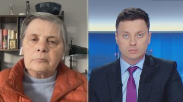 Janina Ochojska: żaden człowiek nie jest nielegalny