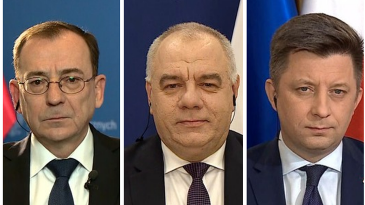 Klub KO złożył wnioski o wotum nieufności wobec trzech ministrów