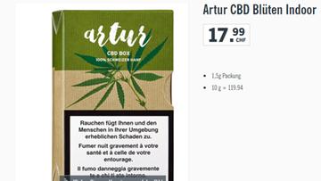 """Szwajcarski Lidl sprzedaje marihuanę. Rzekomo """"tylko relaksuje"""""""