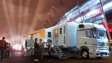 Najnowocześniejszy na świecie wóz transmisyjny Sony w Polsacie. Ruszy już w tym roku