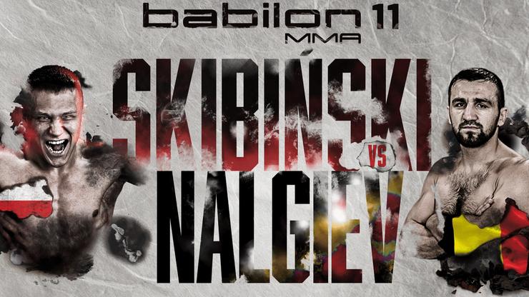 Gala Babilon MMA 11: Transmisja w Polsacie Sport i Polsacie Sport Fight