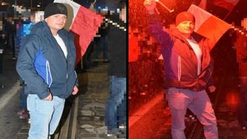 Policja szuka mężczyzny, który podczas marszu narodowców we Wrocławiu miał zranić trzy osoby