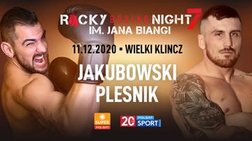 Rocky Boxing Night: Igor Jakubowski - Michal Plesnik. Gdzie obejrzeć?