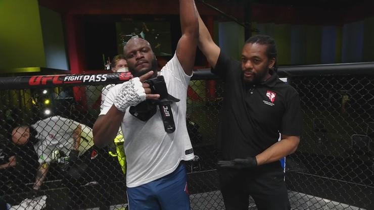 UFC Vegas 19: Derrick Lewis zdemolował Curtisa Blaydesa w walce wieczoru