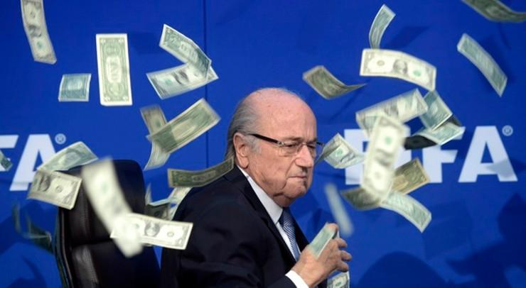 Afera FIFA: Wstrzymano finansowanie konfederacji amerykańskich
