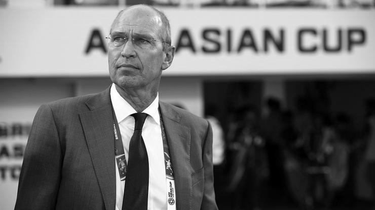 Zmarł znany holenderski trener piłkarski