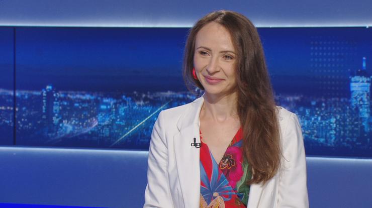 Posłanka Lewicy Agnieszka Dziemianowicz-Bąk: powrót Tuska to prezent dla Kaczyńskiego