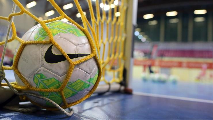 Futsalowa LM: Rekord Bielsko-Biała odpadł z rywalizacji