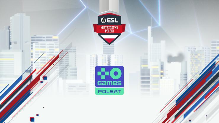 ESL Mistrzostwa Polski w CS:GO na antenie Polsat Games