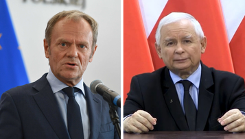 Sondaż prezydencki po powrocie Donalda Tuska