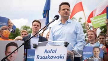 Trzaskowski rozlicza Dudę z obietnic. Nowy spot kandydata na prezydenta