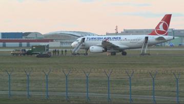 Lotnisko Chopina: zakończyła się akcja służb po zgłoszeniu o bombie na pokładzie samolotu
