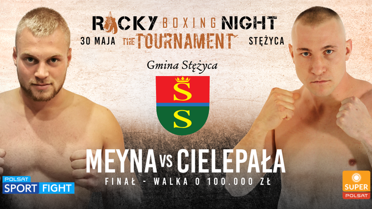 Rocky Boxing Night: The Tournament. Wyniki ważenia