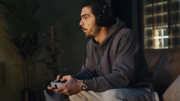 Jack Grealish, przewrotka i Call of Duty: Warzone (WIDEO)