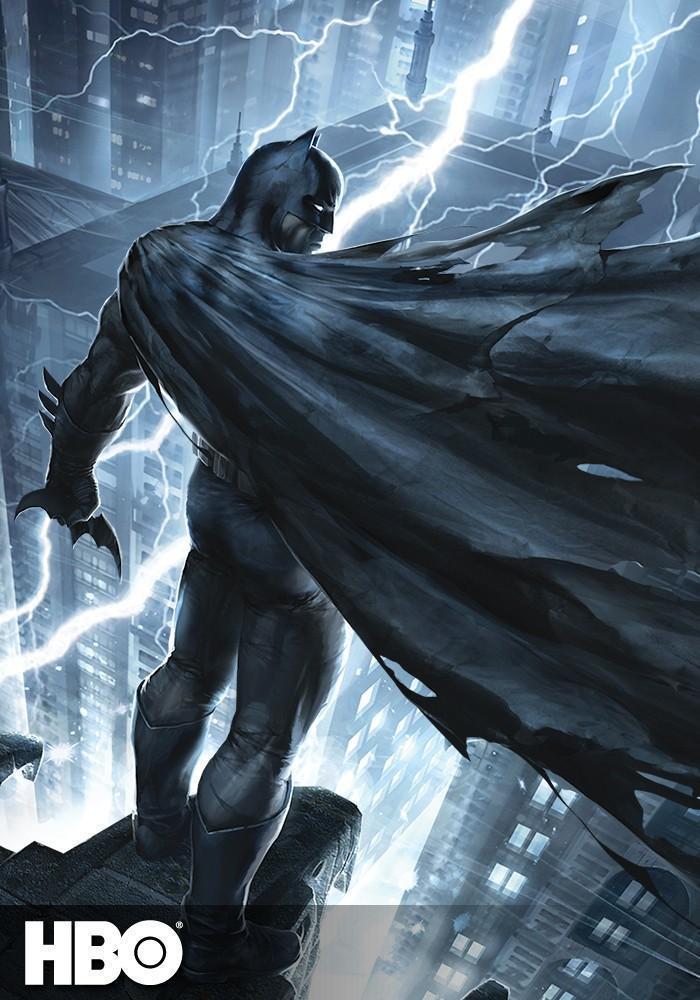 Batman: Mroczny rycerz - Powrót, cz. 1