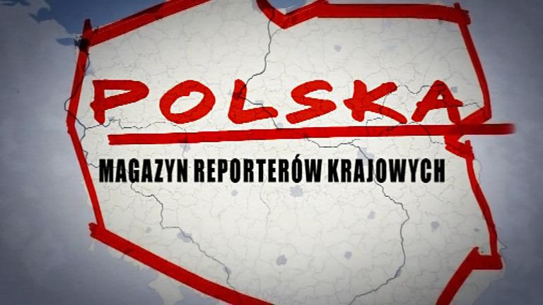Polska magazyn reporterów krajowych