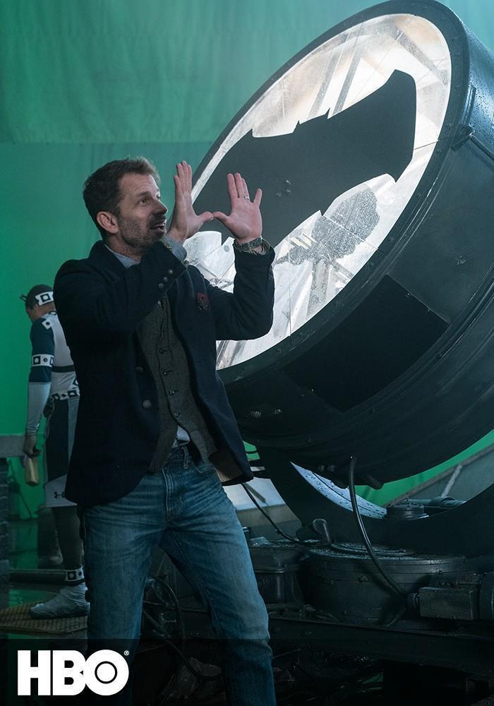 Liga Sprawiedliwości Zacka Snydera: Opowieść Zacka Snydera
