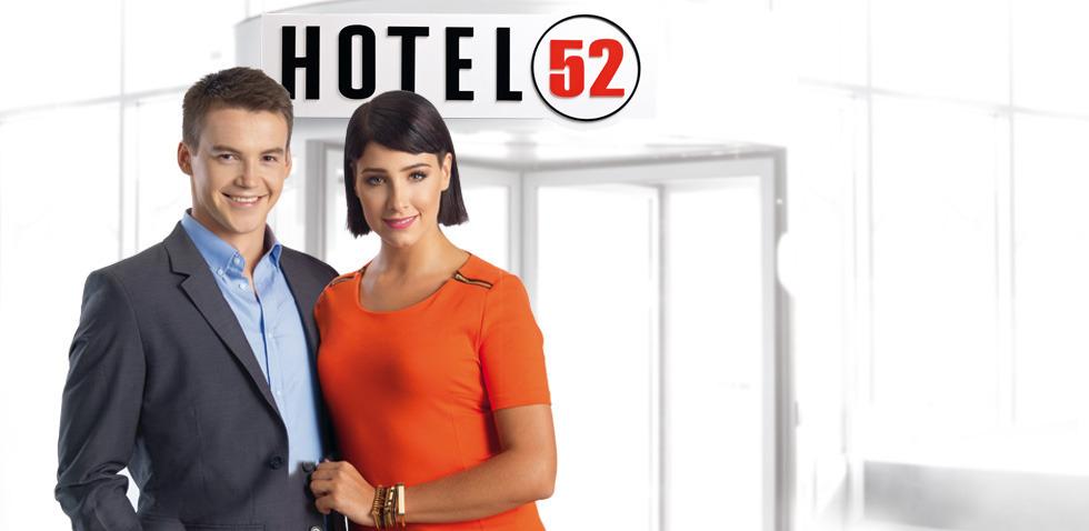 Hotel 52 - Odcinek 70