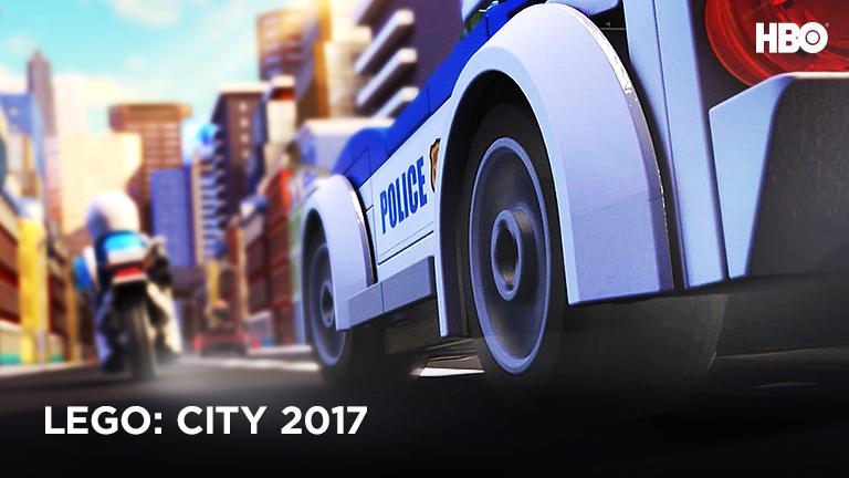 LEGO: City 2017