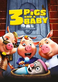 Opowieści dziwnej treści 1: Trzy Świnki