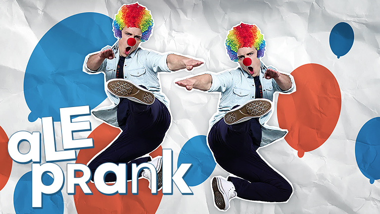 Ale prank