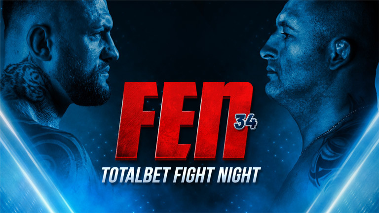 PPV FEN 34: Totalbet Fight Night / Trybson-Borowski 2