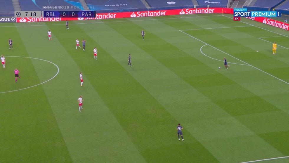 RB Lipsk - Paris Saint-Germain 4K