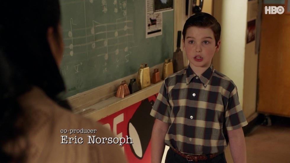 Młody Sheldon II, odc. 17
