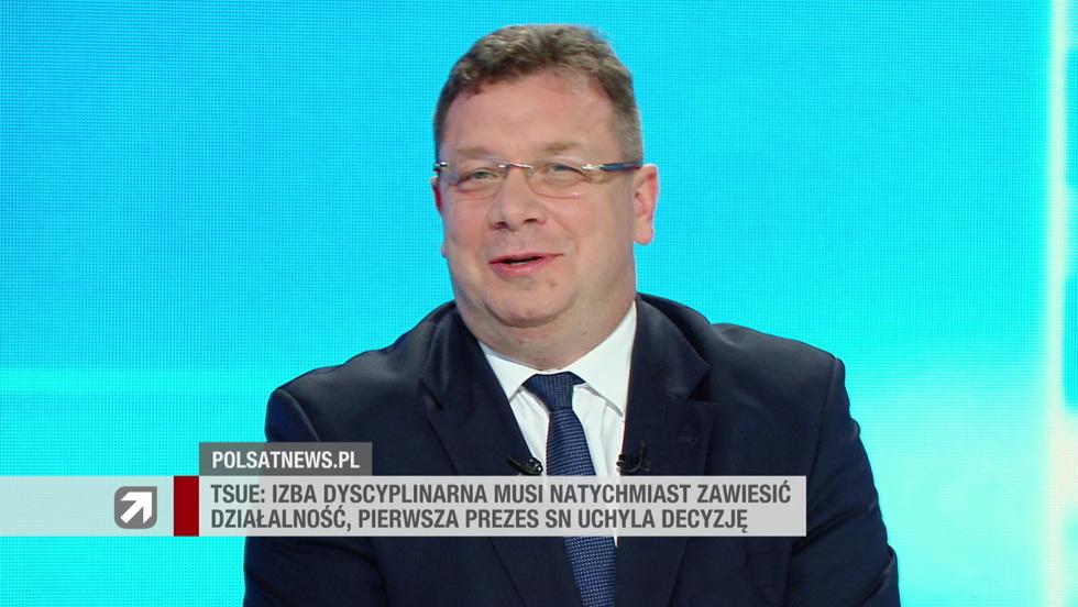 Gość Wydarzeń - Michał Wójcik