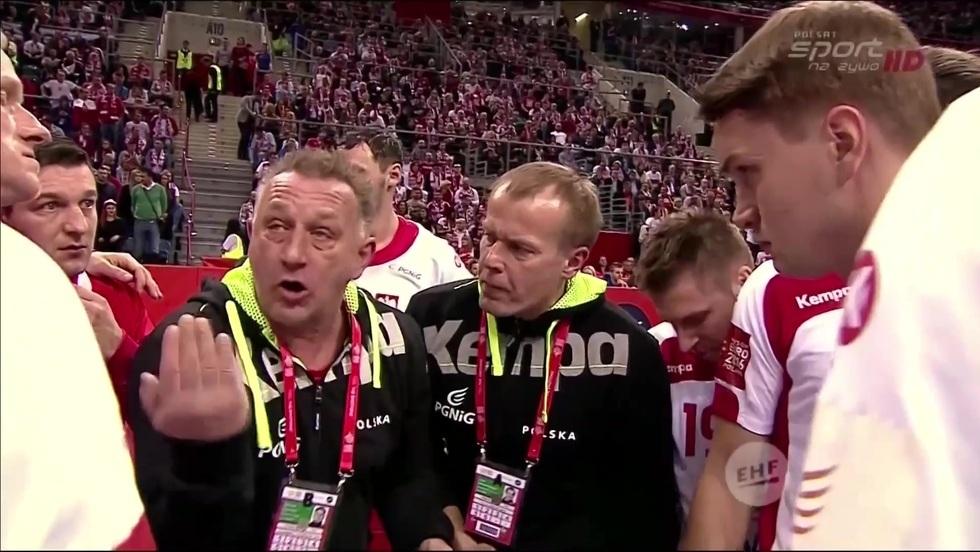 Emocje asystenta trenera! Jak ważną rolę pełni w reprezentacji Polski?