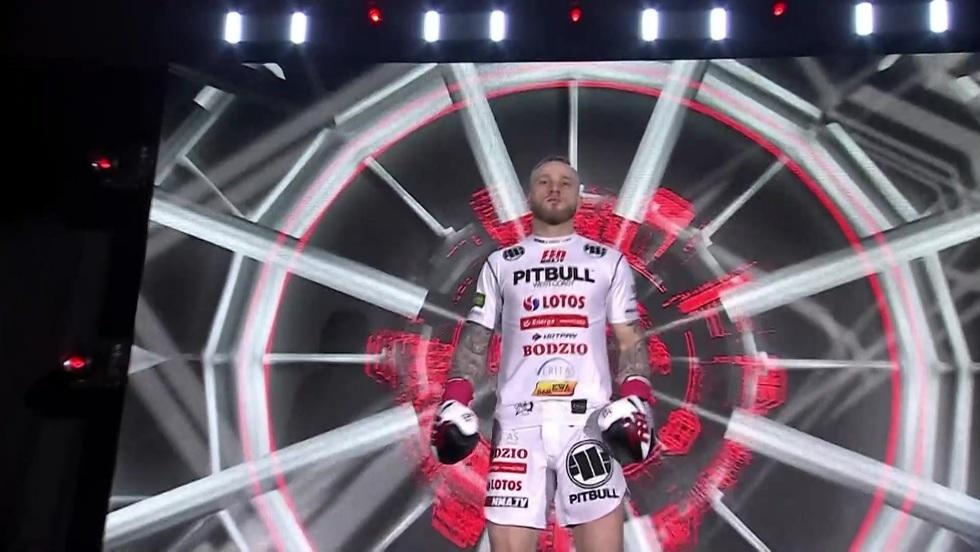 Dominik Zadora - Pavel Sach