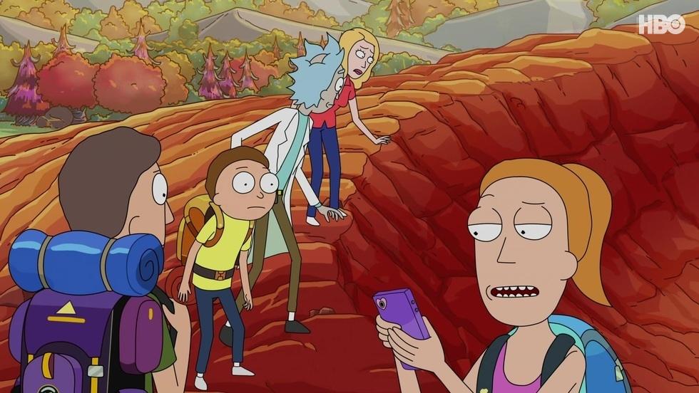 Rick i Morty IV, odc. 9