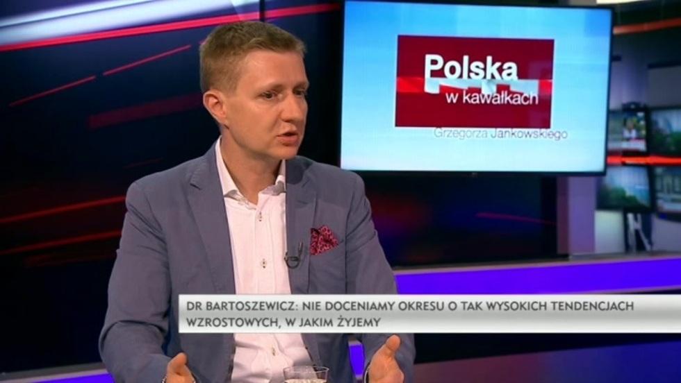Polska w kawałkach Grzegorza Jankowskiego - dr Artur Bartoszewicz