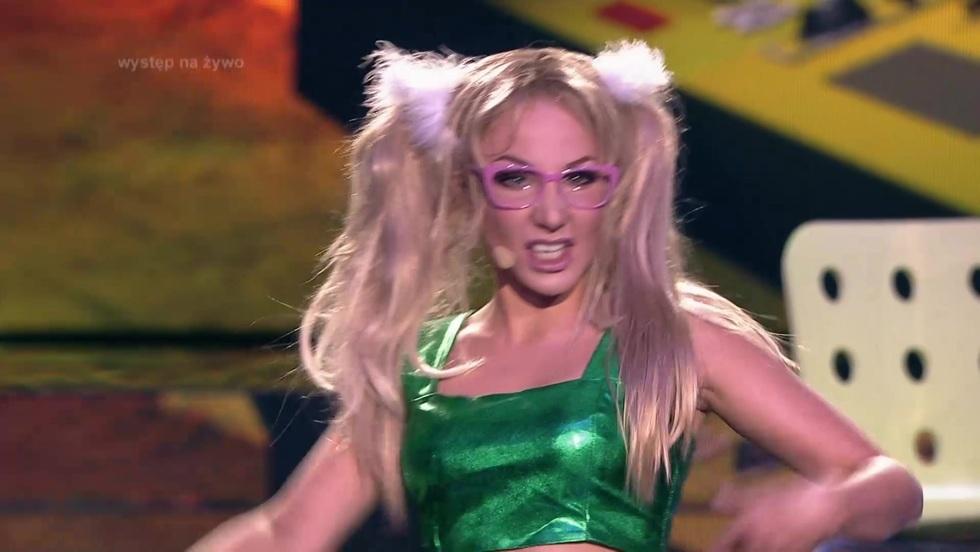 Britney Spears z początków kariery. A w tej roli...