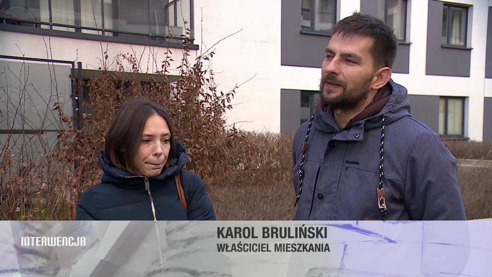 Interwencja - Wynajęli mieszkanie mecenasowi. Od ponad roku nie płaci