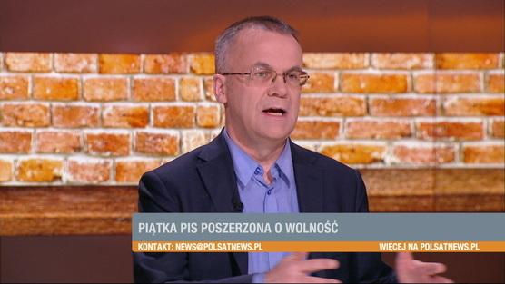 Śniadanie w Polsat News - 31.03.2019