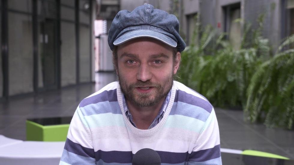 """Marcin Rogacewicz: """"Za mną trudna przeszłość"""""""