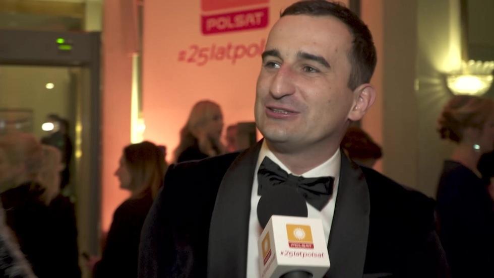 Michał Koterski: dzięki Polsatowi spełniłem największe marzenie