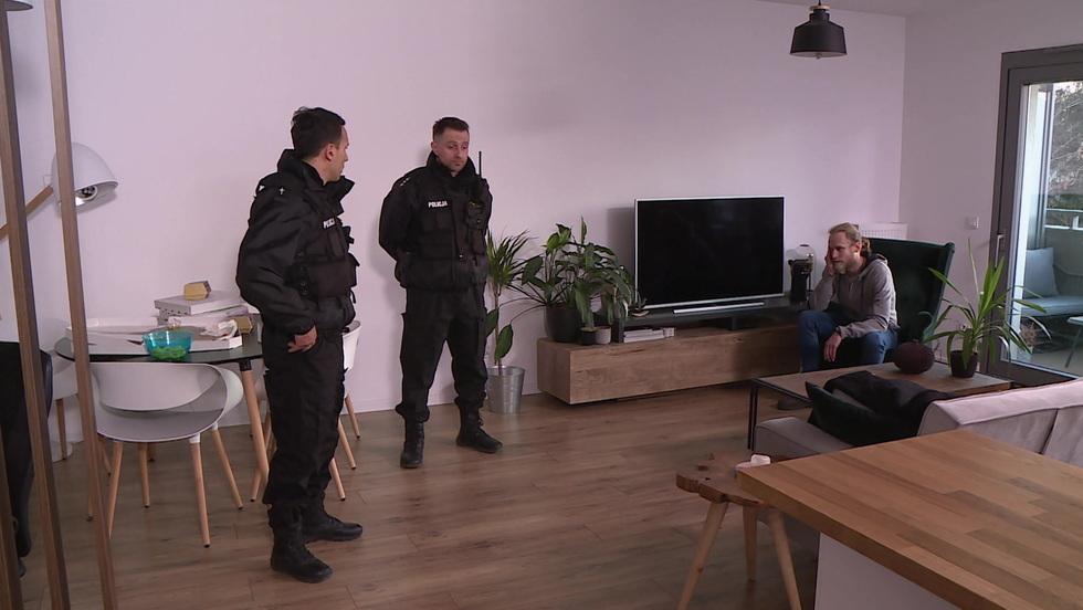 Policjantki i Policjanci - Odcinek 767