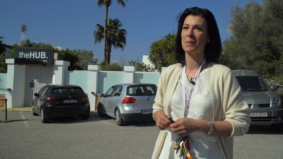 Polacy za granicą - Ibiza