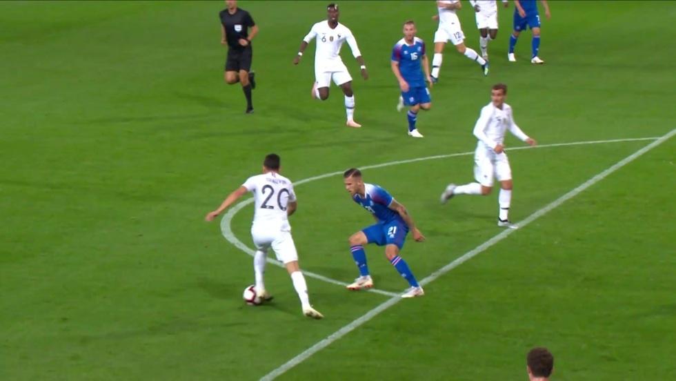 Francja - Islandia