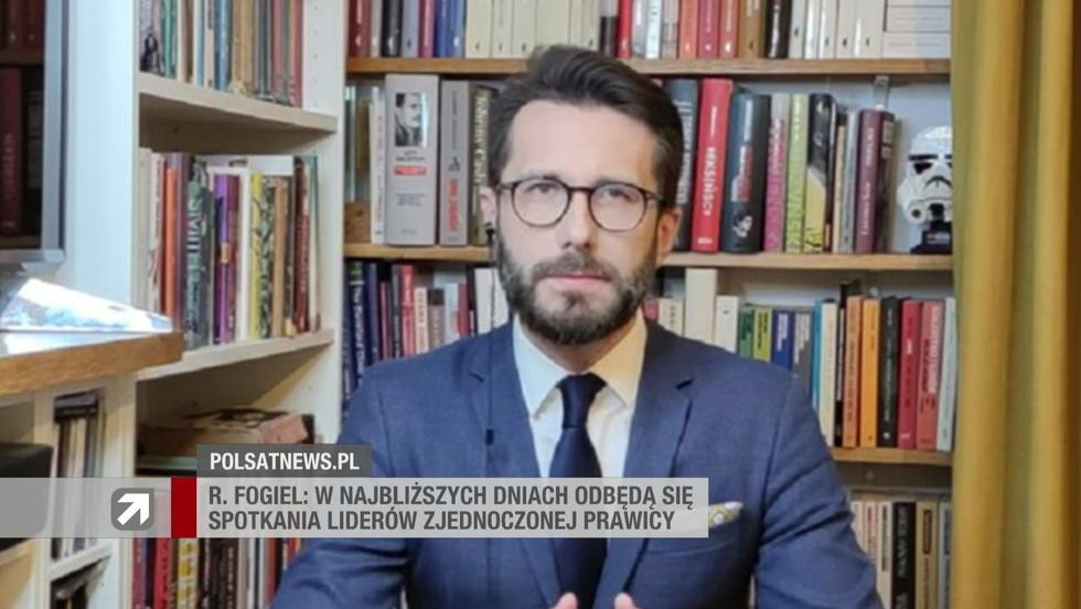 Gość Wydarzeń - Radosław Fogiel