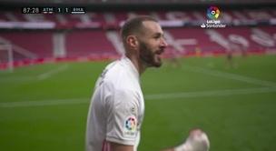 Atlético Madryt 1 - 1 Real Madryt (skrót)