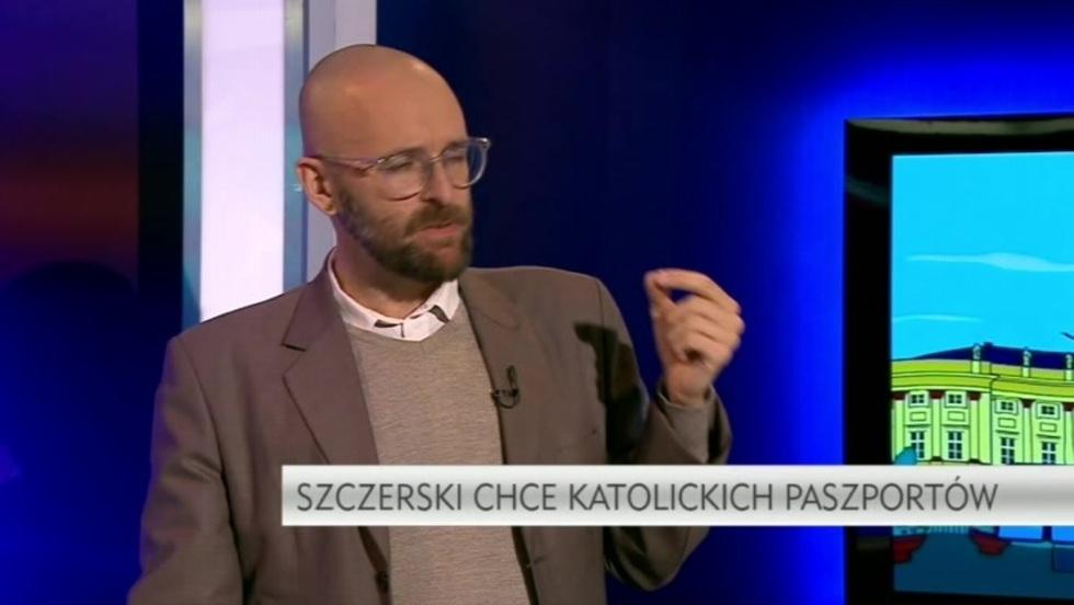 Krzywe zwierciadło - dr Przemysław Witkowski