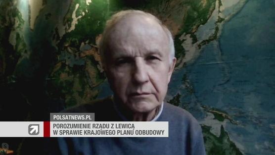 Gość Wydarzeń - prof. Grzegorz Kołodko