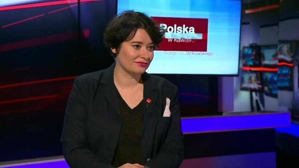 Polska w kawałkach Grzegorza Jankowskiego - Anna Maria Żukowska, Sebastian Kaleta