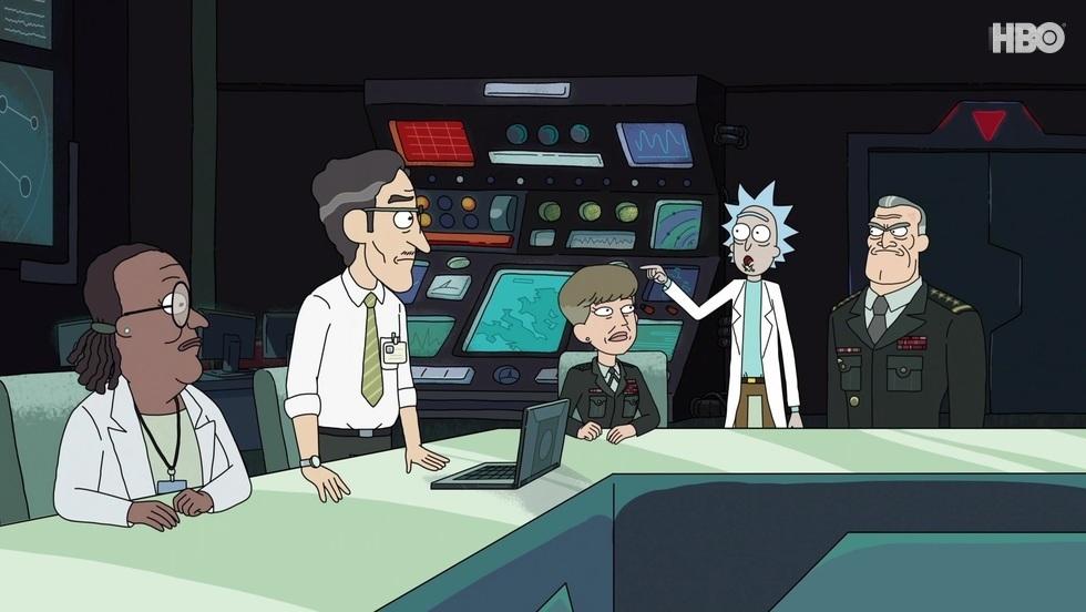 Rick i Morty II, odc. 5