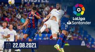 Levante UD - Real Madryt (cały mecz)