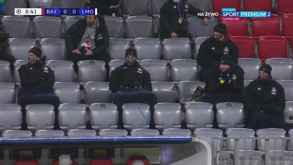 Bayern Monachium - Lokomotiv Moskwa